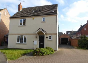 Thumbnail 3 bed detached house to rent in Costard Avenue, Heathcote, Warwick