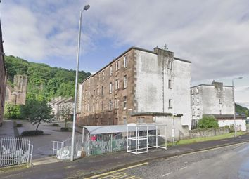 Thumbnail 1 bed flat for sale in 2, Bruce Street, Flat 1-2, Port Glasgow PA145Np
