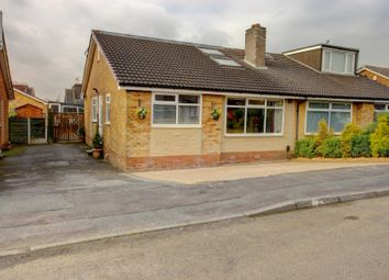 Thumbnail 4 bed semi-detached house for sale in Sherwood Way, Shaw, Oldham