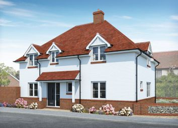 Thumbnail 4 bed detached house for sale in Harbour Reach, Pagham Road, Nyetimber