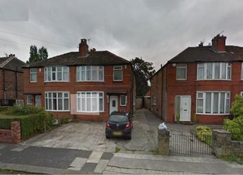 Thumbnail 4 bed shared accommodation to rent in Heathside, Manchester