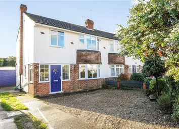 Thumbnail 4 bed semi-detached house for sale in Carter Close, Windsor, Berkshire
