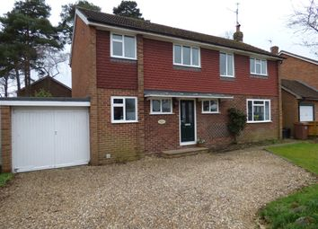 Thumbnail 4 bedroom detached house for sale in Campbell Road, Woodley