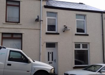 Thumbnail 3 bed terraced house to rent in Brynhyfryd Street, Penydarren