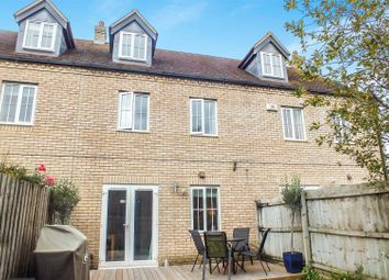 Thumbnail 4 bedroom terraced house for sale in Kingfisher Close, Little Paxton, St. Neots