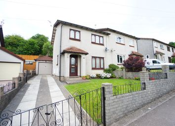 Thumbnail 3 bed semi-detached house for sale in Eppynt Close, Risca, Newport