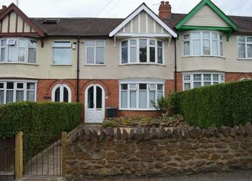 Thumbnail 3 bed terraced house to rent in Weedon Road, St James, Northampton