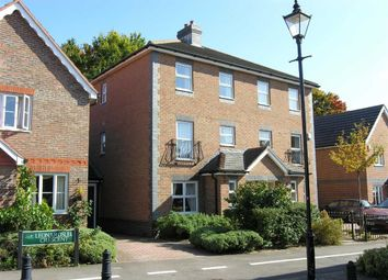 Thumbnail 4 bed town house to rent in Leonardslee Crescent, Newbury
