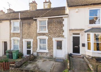 Thumbnail 2 bed terraced house to rent in Whitmore Street, Maidstone