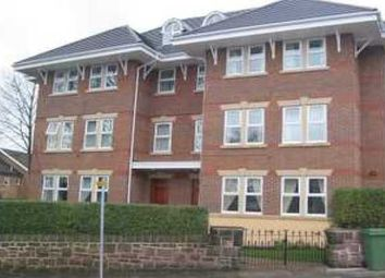 Thumbnail 2 bed flat to rent in Storeton Road, Prenton