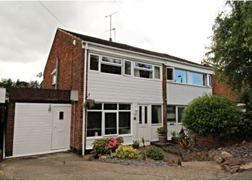 Thumbnail 3 bed semi-detached house for sale in Brook Street, Blakebrook, Kidderminster