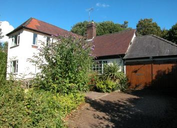Thumbnail 4 bed detached house for sale in Wood Lane, Burton, Neston, Cheshire