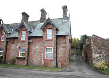 Thumbnail 2 bed cottage for sale in Gowrie Cottages, Aspatria, Wigton, Cumbria