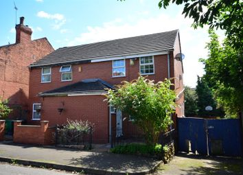 Thumbnail 3 bedroom semi-detached house for sale in Ealing Avenue, Bulwell, Nottingham