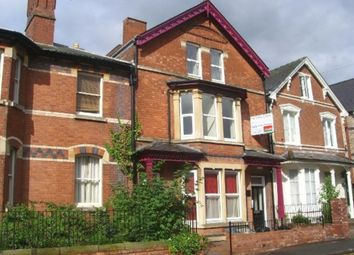 Thumbnail 1 bed flat to rent in Nelson Street, Hereford