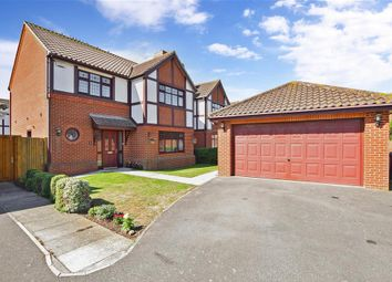 Thumbnail 4 bed detached house for sale in Fulmar Way, Herne Bay, Kent