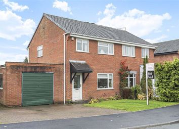 Thumbnail 3 bed semi-detached house for sale in Crowberry Drive, Harrogate, North Yorkshire