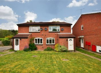 Thumbnail 1 bed maisonette to rent in Wargrove Drive, College Town, Sandhurst, Berkshire