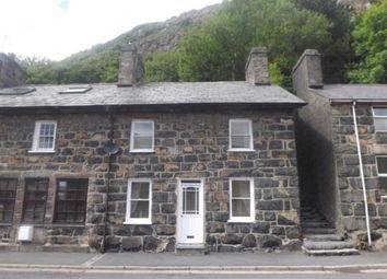 Thumbnail 2 bed end terrace house for sale in High Street, Tremadog, Porthmadog, Gwynedd