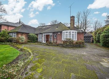 Thumbnail 4 bed bungalow to rent in Upper Park Road, Salford, Manchester
