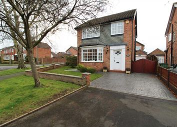 Thumbnail 3 bed detached house for sale in Severn Drive, Bramhall, Stockport
