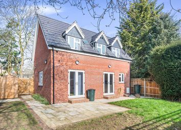 Thumbnail 3 bedroom detached house for sale in Howards Grove, Shirley, Southampton