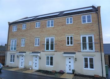 Thumbnail 3 bedroom town house to rent in Shipton Grove, Peterborough