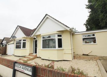 Thumbnail 3 bed detached bungalow for sale in Beech Avenue, Southampton