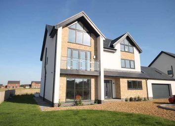 6 bed detached house for sale in Medburn Close, Medburn, Nr Ponteland, Northumberland NE20