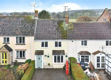 Thumbnail 3 bed terraced house for sale in The Green, Stoford, Yeovil, Somerset