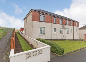 Thumbnail 3 bed flat for sale in Broom Crescent, Ochiltree, East Ayrshire, Scotland