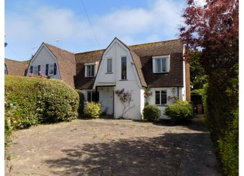 Thumbnail 3 bed end terrace house for sale in Little Paddocks, Worthing