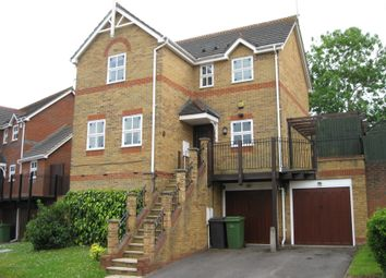 Thumbnail 4 bed detached house to rent in The Sadlers, Tilehurst, Reading