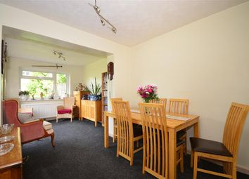 Thumbnail 3 bed semi-detached house for sale in Greenfrith Drive, Tonbridge, Kent