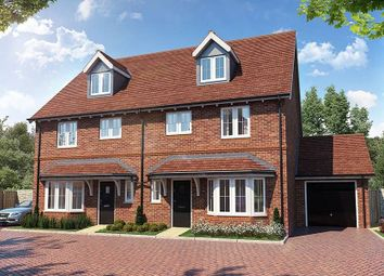 """Thumbnail 4 bedroom semi-detached house for sale in """"The Madeley"""" at Gravel Lane, Drayton, Abingdon"""