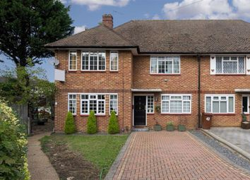 Thumbnail 2 bed maisonette for sale in Collier Close, West Ewell, Surrey