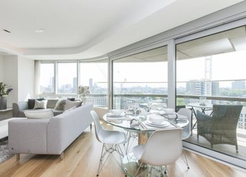 Thumbnail 2 bed flat to rent in Canaletto Tower, 257 City Road, London