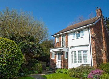 Thumbnail 3 bedroom detached house for sale in Shortlands Close, Eastbourne
