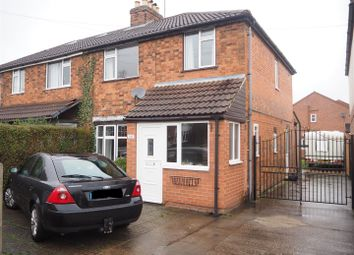 Thumbnail 3 bed semi-detached house for sale in Beacon Hill Road, Newark