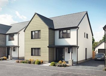 Thumbnail 4 bed detached house for sale in Plot 57, The Cennen, Caswell, Swansea