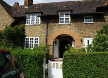 Thumbnail 3 bed property to rent in Asmuns Place, Hampstead Garden Suburb, London