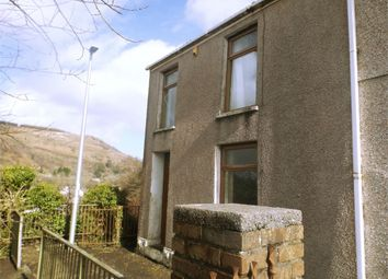 Thumbnail 3 bed end terrace house for sale in Saron Cottages, Port Talbot, West Glamorgan