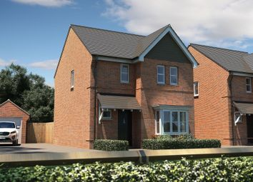 "Thumbnail 3 bed detached house for sale in ""The Whitfield"" at Redbridge Lane, Nursling, Southampton"
