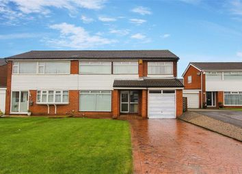 Thumbnail 4 bed semi-detached house for sale in Agricola Gardens, Wallsend