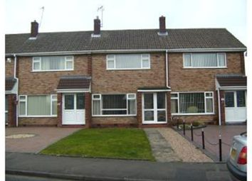 Thumbnail 2 bed terraced house to rent in Kimberley Road, Bedworth, Warwickshire