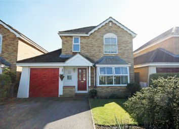 Thumbnail 4 bedroom detached house for sale in Spinney Oak, Clarendon Gate, Ottershaw, Surrey