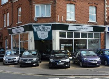 Thumbnail Commercial property for sale in Family Run Used Car Showroom RG1, Berkshire