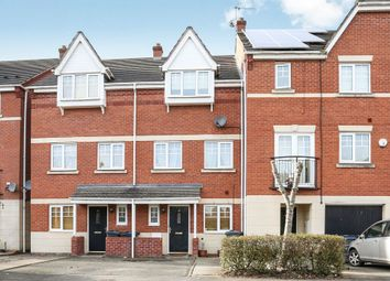 Thumbnail 3 bed town house for sale in Canterbury Close, Erdington, Birmingham
