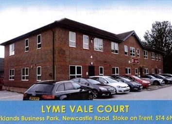 Thumbnail Office for sale in Unit 5 Lyme Vale Court, Parklands Business Park, Newcastle Road, Parklands, Stoke On Trent, Staffordshire