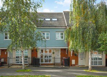 4 bed terraced house for sale in Dariel Close, Cippenham, Slough SL1
